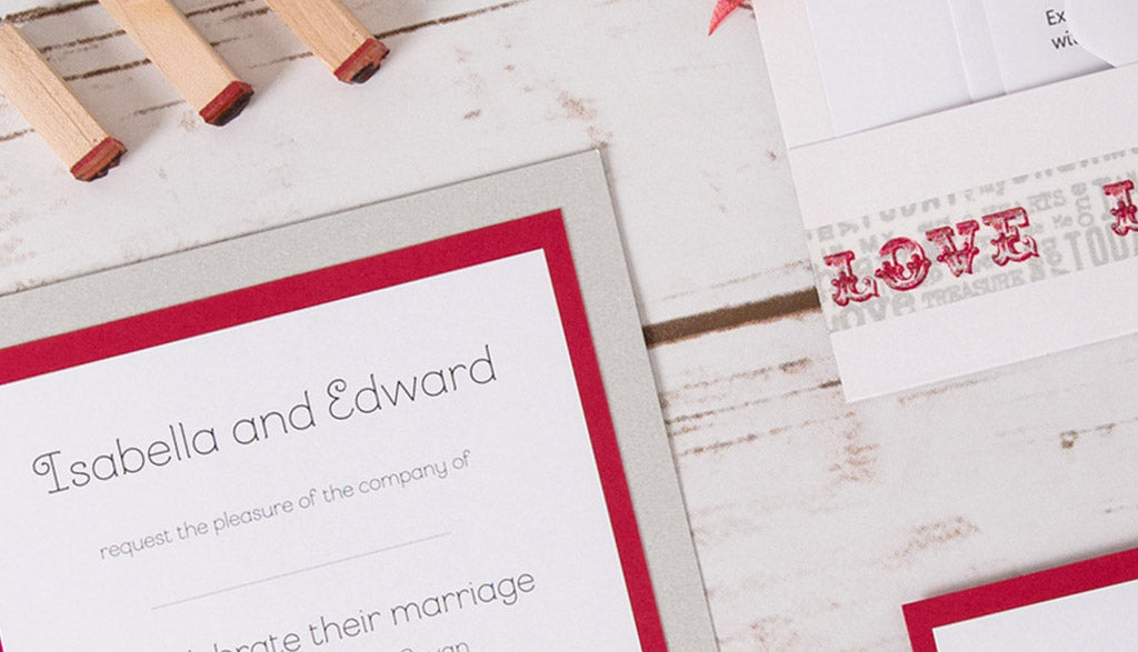 Making your own wedding invitations - some common questions ...