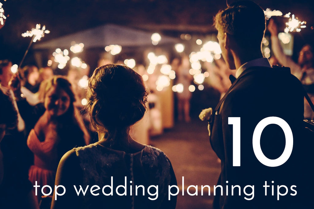 Wedding planning tips from Little Paper Mill, a wedding invitation company in Dublin.