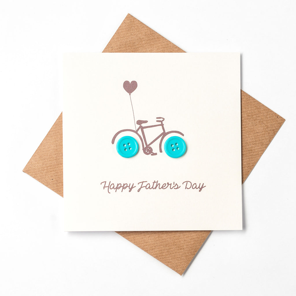 Bike Father's Day Card