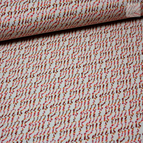 Jacquard- waves - € 23/ m