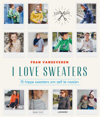 I love sweaters | Fran Vanseveren - € 22,99