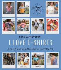 I love t-shirts | Fran Vanseveren - € 22,99