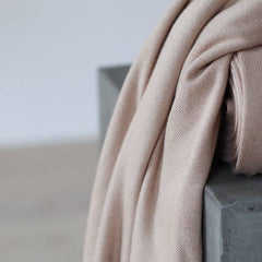 MeetMilk- Soft Lima Knit - Warm Sand € 27,50/m