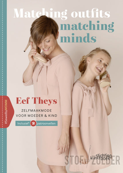 Matching outfits - matching minds | Eef Theys - € 24,95