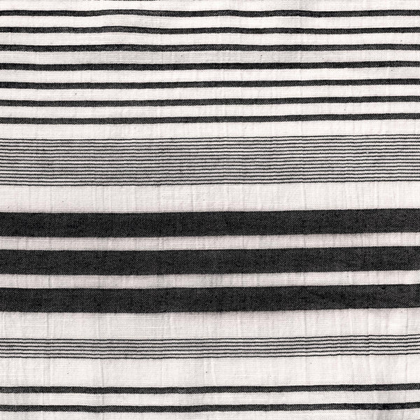 Pananma stripes - zwart  - € 15 /m