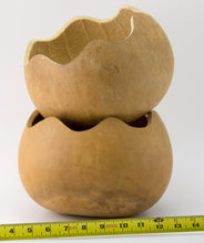 Load image into Gallery viewer, Gourd Bowls, Craft Ready, Set of 2 - Gourdaments