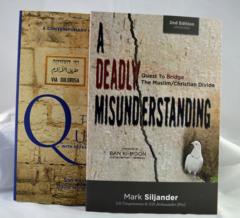 *BUNDLE* A Deadly Misunderstanding and The Qur'an with References to the Bible