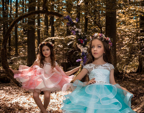 Fairy Forest 2018 Dress Collection