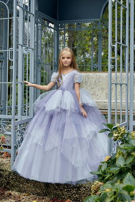 Buy AB033 Pixie Flower Girl Dress - Mia Bambina Boutique