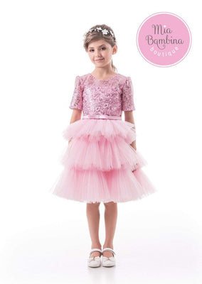 Buy Brielle - Baby/Toddler Birthday Dress - Mia Bambina Boutique