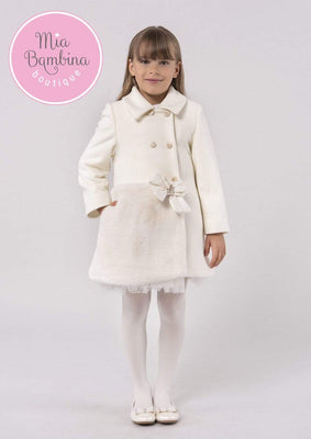 Buy Cicilly Girls Jacket - Mia Bambina Boutique