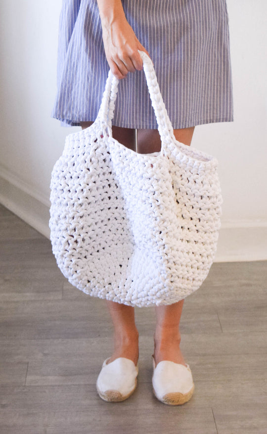 My new beach tote