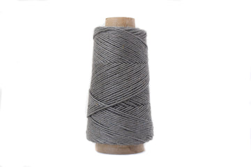 NATURAL LINEN - 1.5 MM - GRAY COLOR