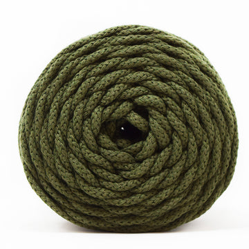 COTTON AIR 5 MM ZERO WASTE - OLIVE COLOR