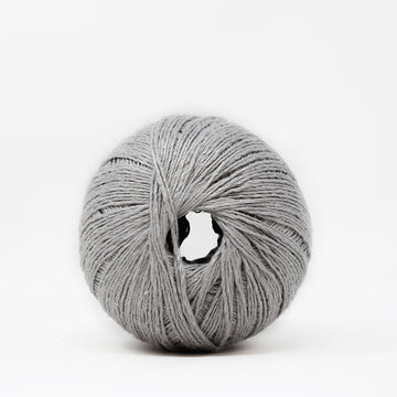 LINEN FLAMÉ - 3 STRANDS - GRAY COLOR