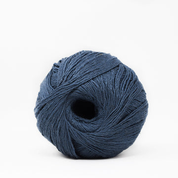 LINEN FLAMÉ - 3 STRANDS -  NAVY COLOR (NEW FORMAT)
