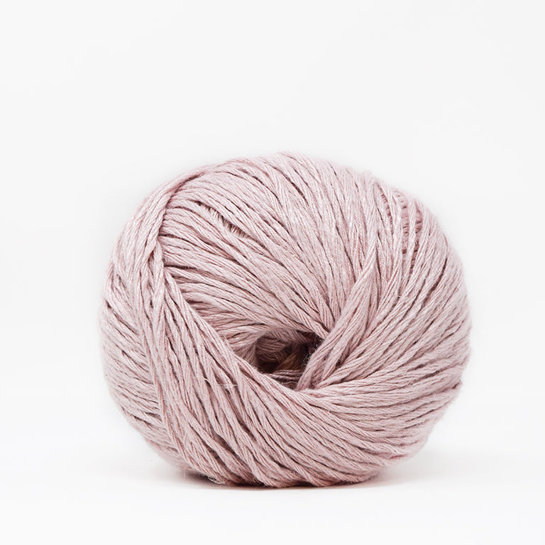 LINEN FLAMÉ - 6 STRANDS - SOFT PINK COLOR
