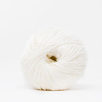 LINEN FLAMÉ - 6 STRANDS - WHITE COLOR