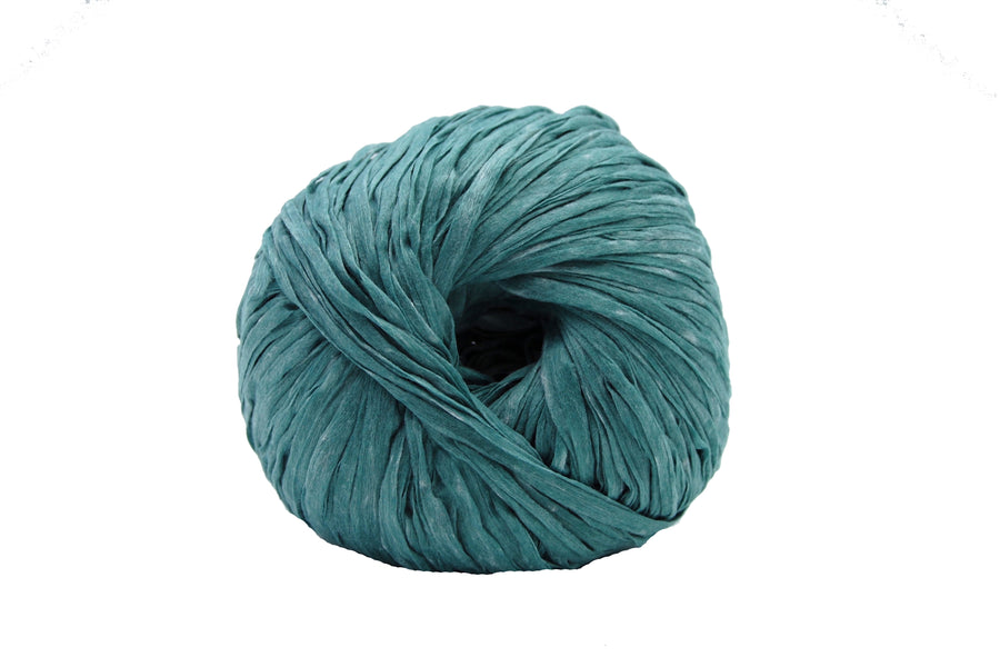 WASHI YARN - TEAL COLOR