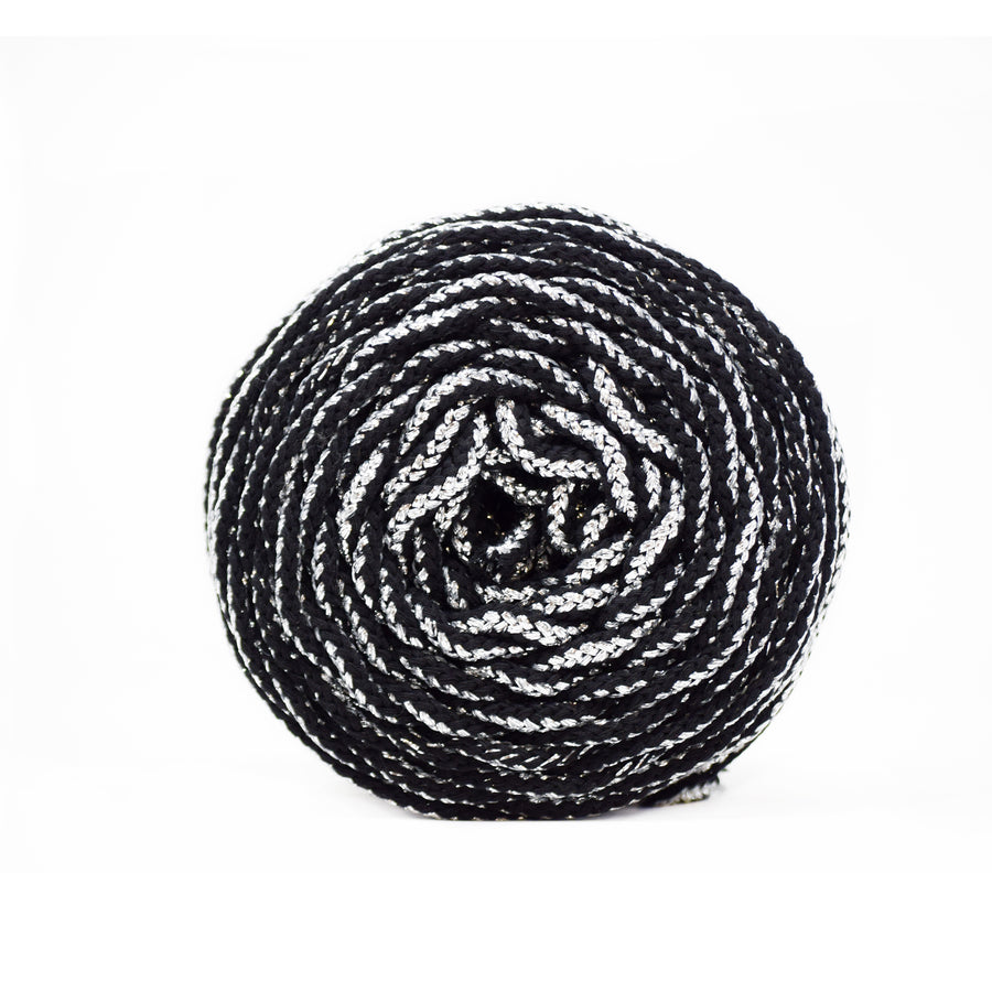 MERRY COTTON AIR 4 MM - SILVER BLACK