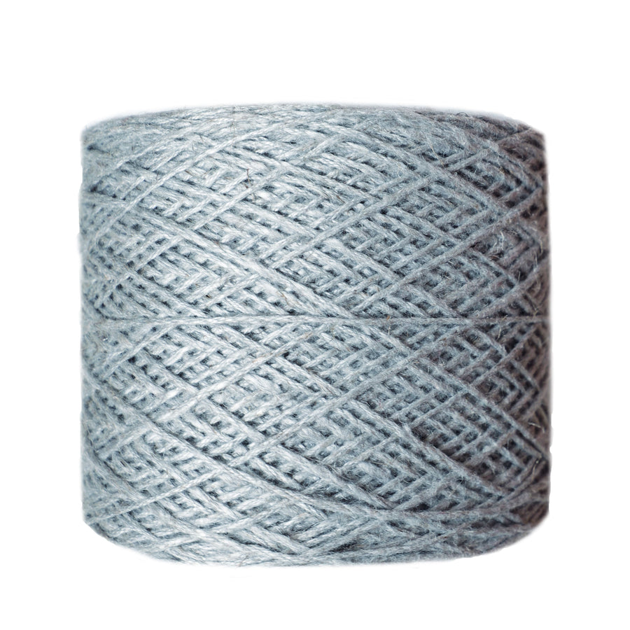 LINEN FLAMÉ - 6 STRANDS -  LIGHT BLUE COLOR