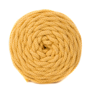COTTON AIR 5 MM ZERO WASTE - SUNFLOWER YELLOW COLOR