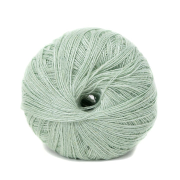 LINEN FLAMÉ - 1 STRAND - MINT COLOR (NEW FORMAT)