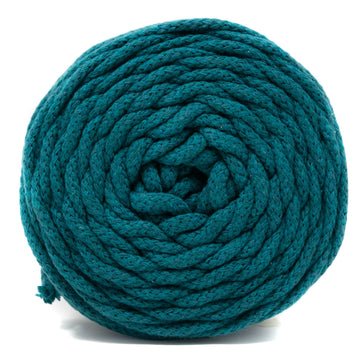 COTTON AIR 5 MM ZERO WASTE - TEAL COLOR