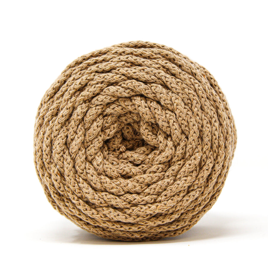 SMALL COTTON AIR 3 MM ZERO WASTE - MOCHA COLOR