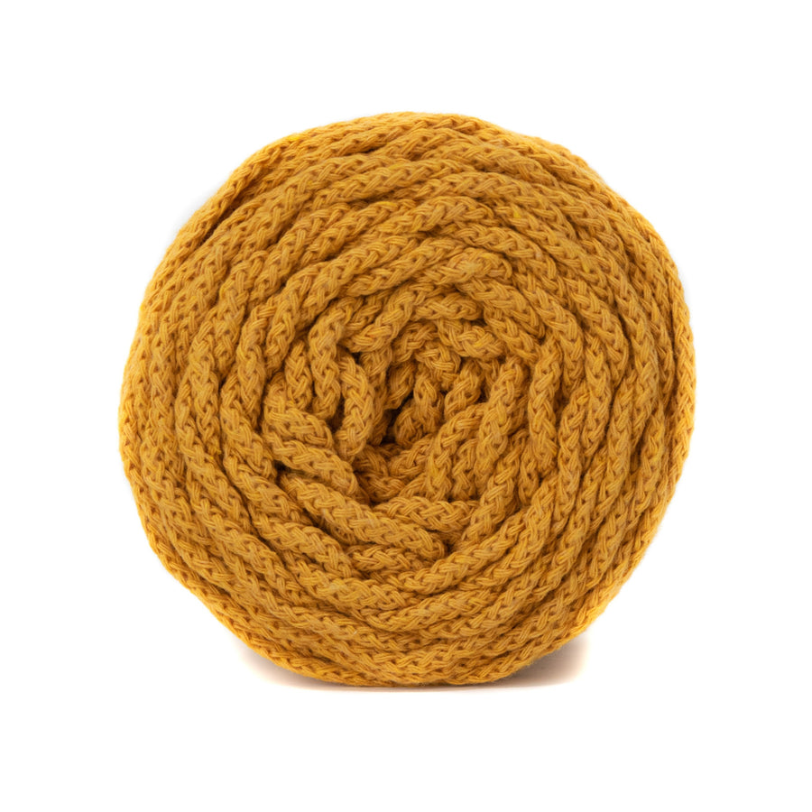 SMALL COTTON AIR 2.5 MM - TANGERINE COLOR