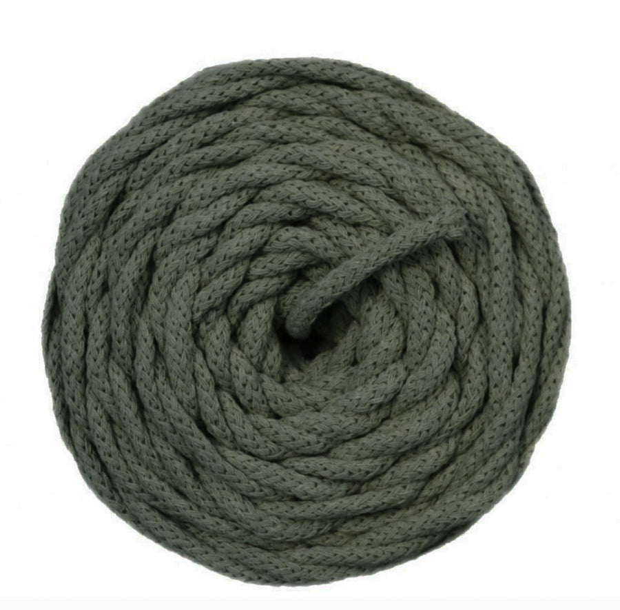 COTTON AIR 4.5 MM - EUCALYPTUS COLOR