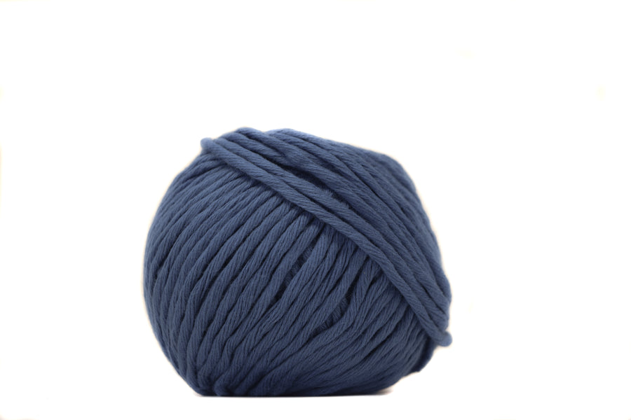 COTTON BALL 2.5 MM - MIDNIGHT BLUE COLOR