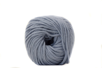 COTTON BALL 2.5 MM - SMOKE BLUE COLOR