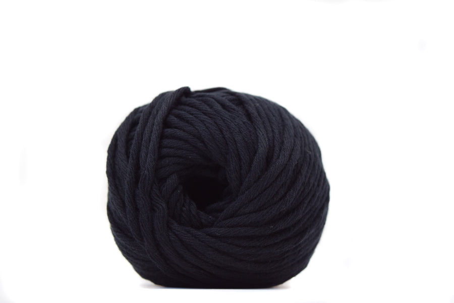 COTTON BALL 2.5 MM - BLACK COLOR