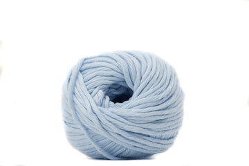 COTTON BALL 2.5 MM - LIGHT BLUE COLOR