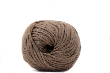 COTTON BALL 2.5 MM - MOCHA COLOR