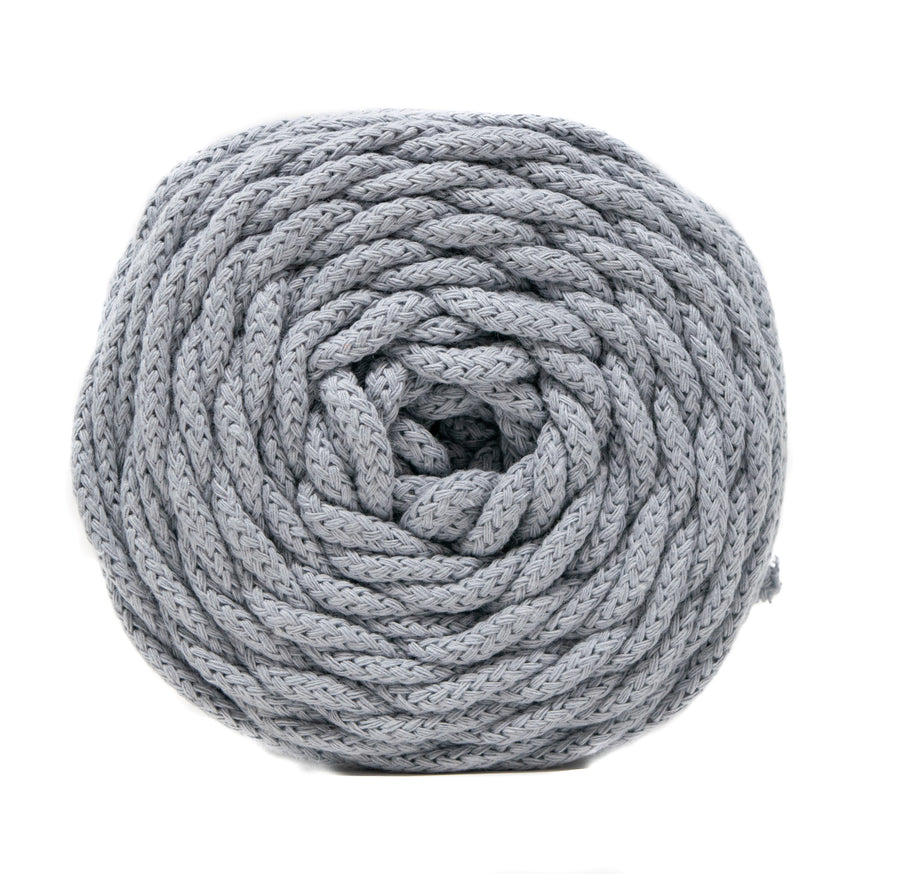 COTTON AIR 4.5 MM - SOFT GRAY COLOR