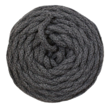 COTTON AIR 5 MM ZERO WASTE - CHARCOAL GRAY COLOR