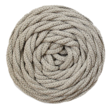 COTTON AIR 5 MM ZERO WASTE - BEIGE COLOR