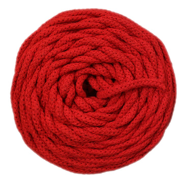 COTTON AIR 5 MM ZERO WASTE - RED COLOR