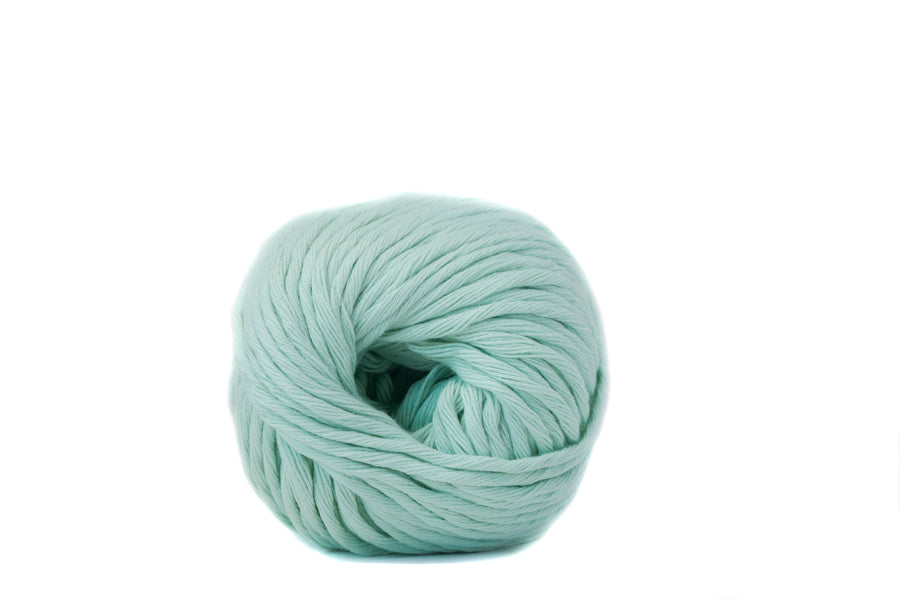 COTTON BALL 2.5 MM - AQUA COLOR