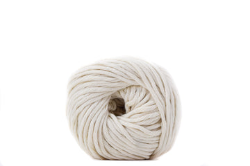 COTTON BALL 2.5 MM - IVORY COLOR