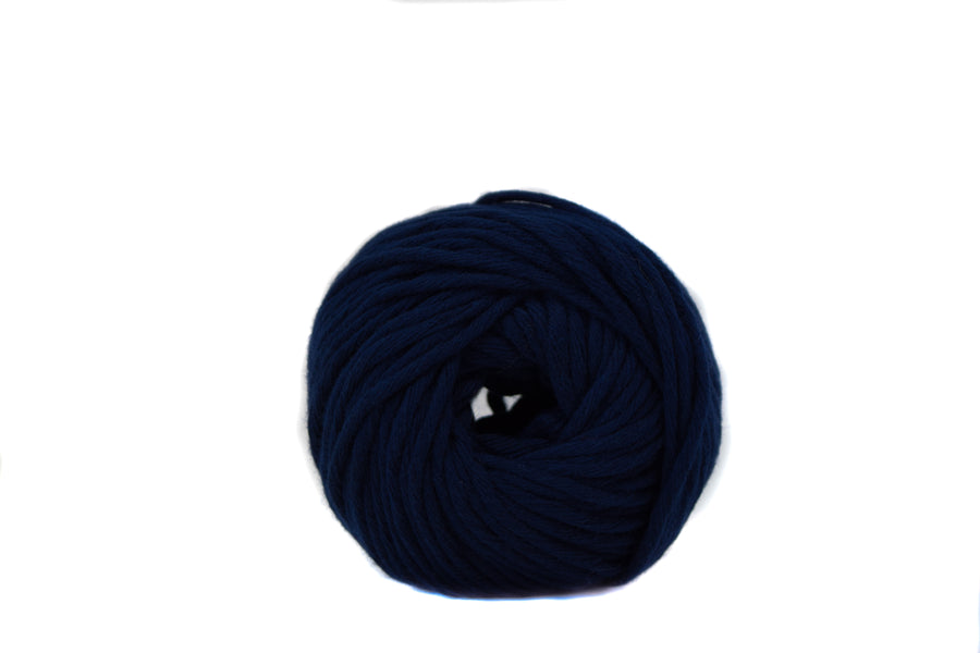 COTTON BALL 2.5 MM - NAVY BLUE COLOR