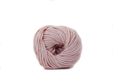 COTTON BALL 2.5 MM -  PALE PINK COLOR