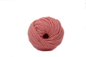 COTTON BALL 2.5 MM -  SALMON COLOR
