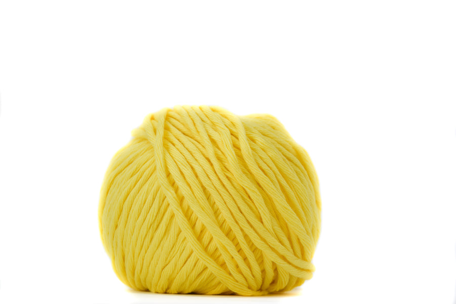 COTTON BALL 2.5 MM - YELLOW COLOR