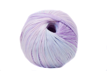 WASHI YARN - PURPLE, PINK AND WHITE COMBINATION