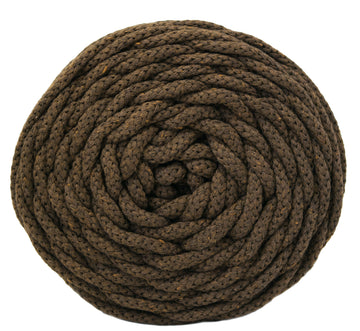 COTTON AIR 5 MM ZERO WASTE - CHOCOLATE COLOR