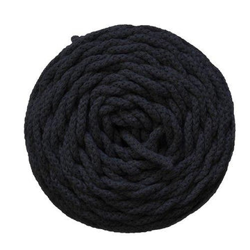 SMALL COTTON AIR 3 MM ZERO WASTE - BLACK COLOR