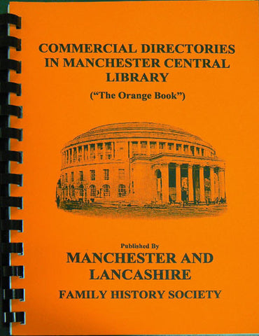 Commercial Directories in Manchester Central Library - Digital Download